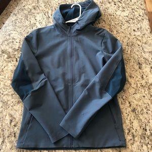 Blue lululemon jacket